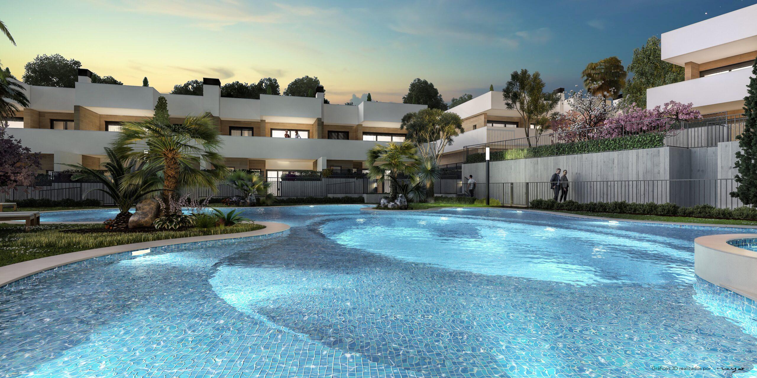 Vistahermosa Norte y Benalúa Sur: dos zonas residenciales con gran potencial urbanístico